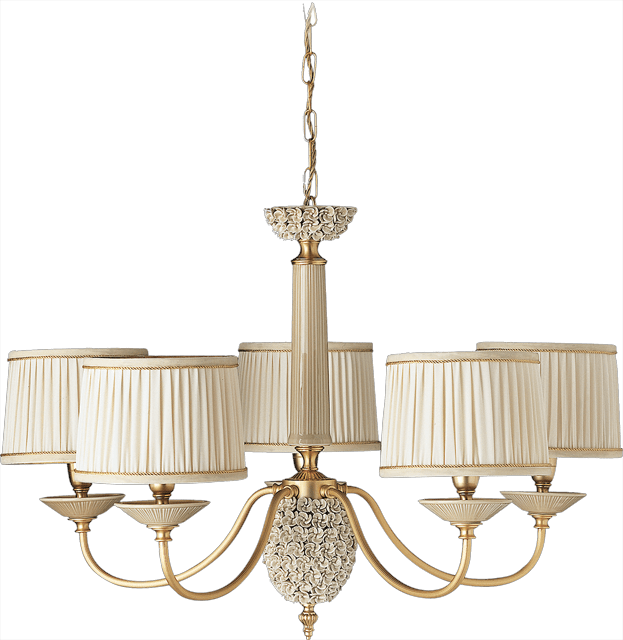 5 LIGHTS CHANDELIER 4838/5