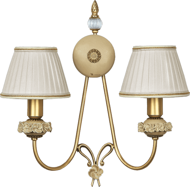 2 LIGHTS WALL LAMP 5175/2