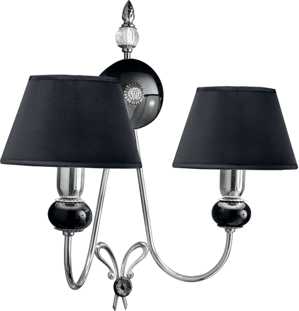 2 LIGHTS WALL LAMP 5469/2