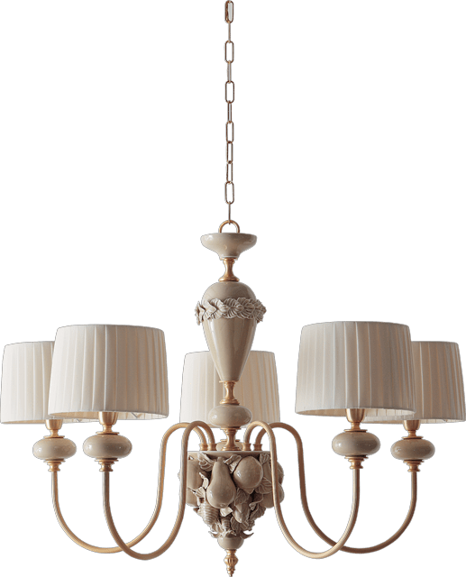 5 LIGHTS CHANDELIER 5605/5