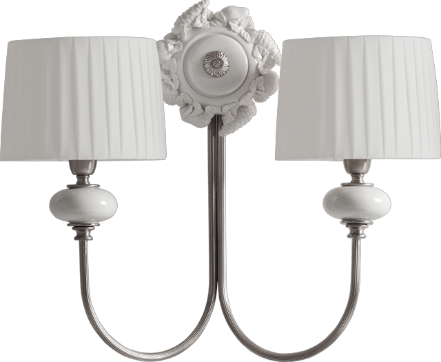 2 LIGHTS WALL LAMP 5619/2