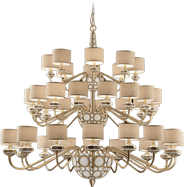 40 LIGHTS CHANDELIER 5673/S 40L