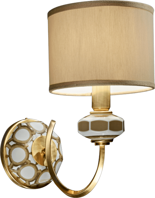 1 LIGHT WALL LAMP 5674/S 1L