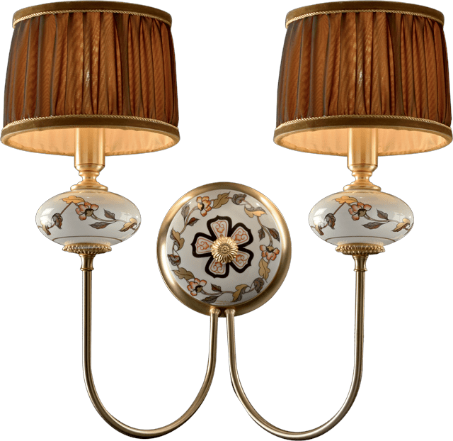 2 LIGHTS WALL LAMP 5701/2