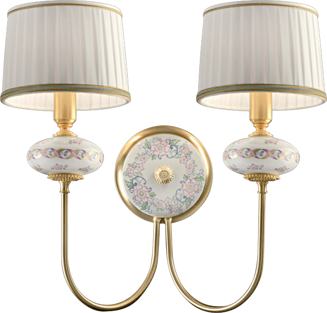 2 LIGHTS WALL LAMP 5719/2