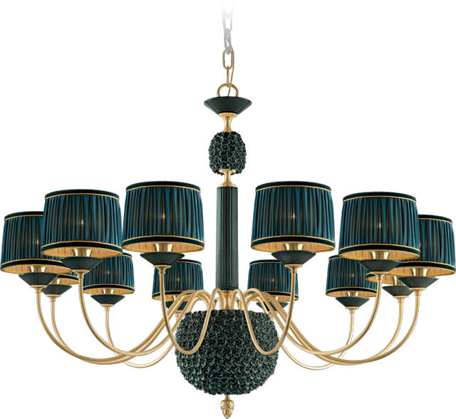 12 LIGHTS CHANDELIER 5748/12