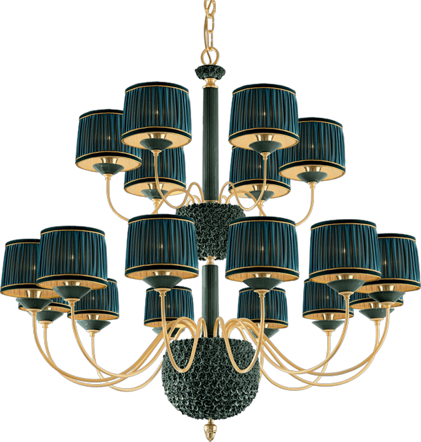 18 LIGHTS CHANDELIER 5748/18