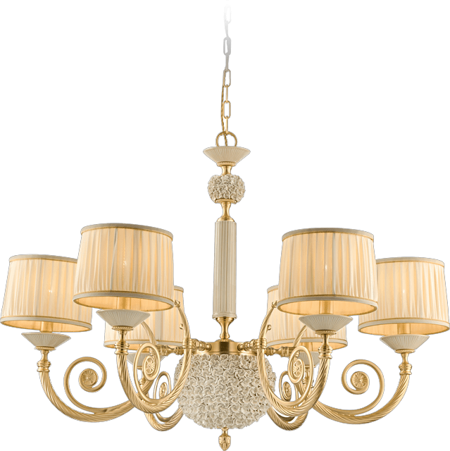 6 LIGHTS CHANDELIER 5756/6