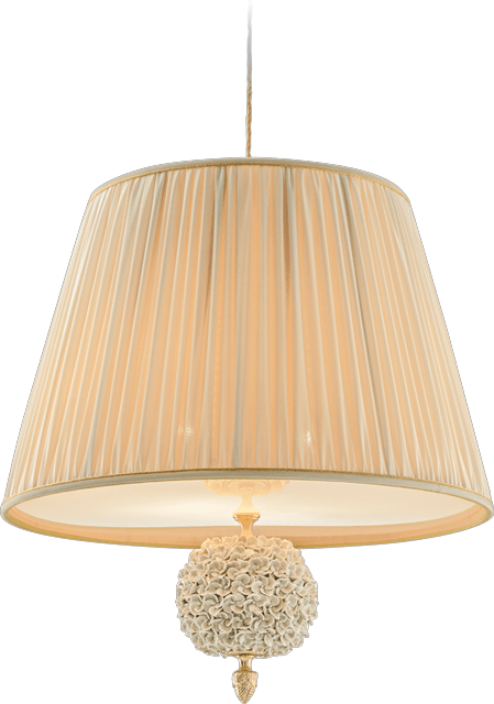 HANGING LIGHT WITH LAMPSHADE 5764