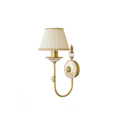 1 LIGHT WALL LAMP