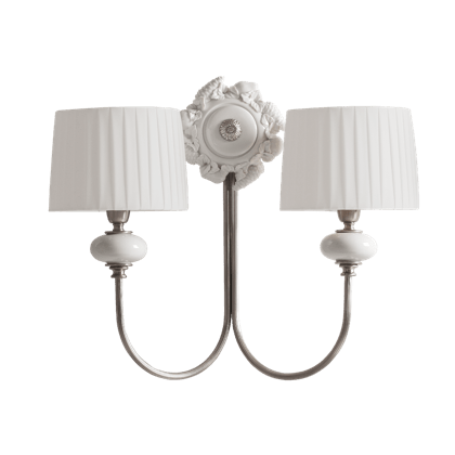2 LIGHTS WALL LAMP