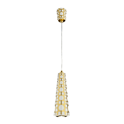 PORCELAIN HANGING LIGHT