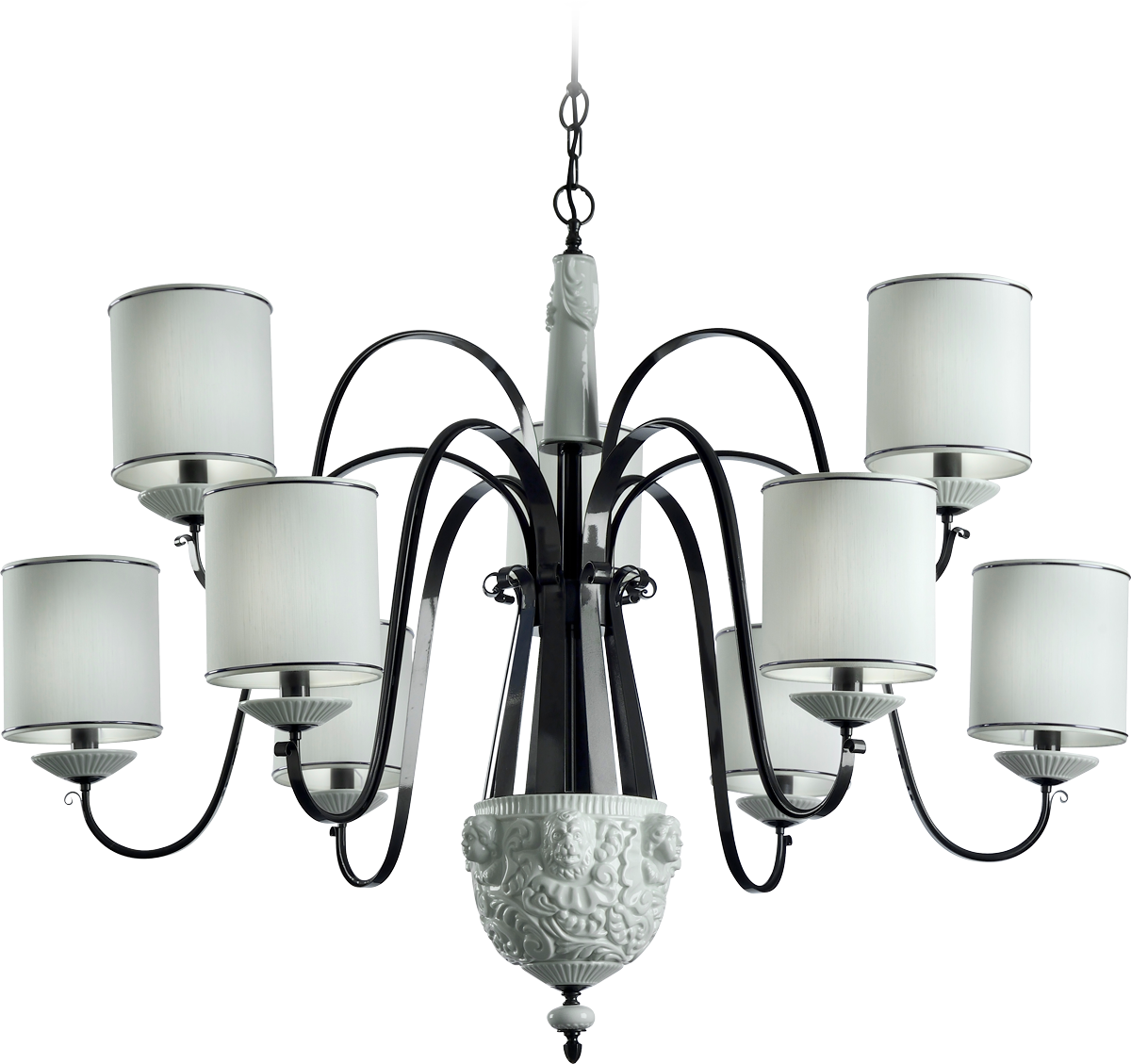 9 LIGHTS CHANDELIER 5830/9